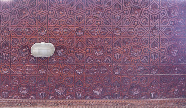 morocco ornament wooden carvings carving wood moorish islamic palace arab arabian arabic