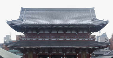 japan asia roof asian ornate building