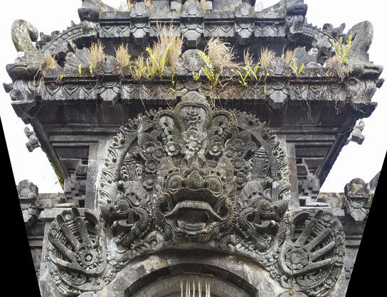 asia indonesia oriental roofing ornament details
