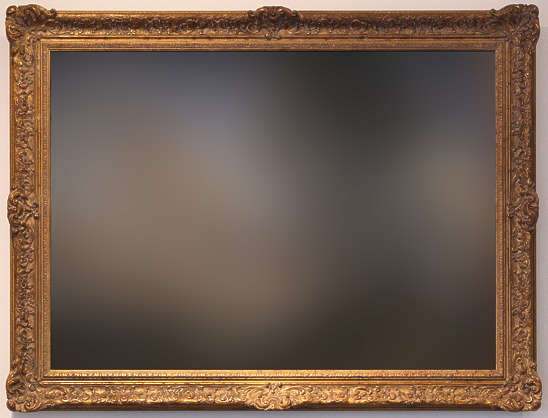painting frame picture ornate ornament border