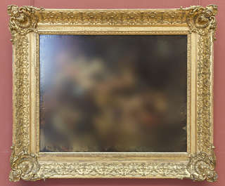 ornament ornate frame pictureframe picture gold framing gilded