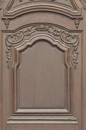 ornate sculpture panel wooden wood