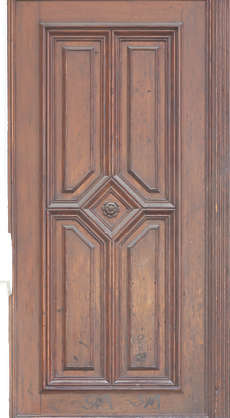 ornate panel relief ornament wooden