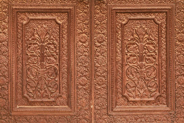 Ornamentsrectangular0055 Free Background Texture India