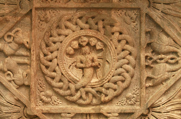 india ornament panel relief carving