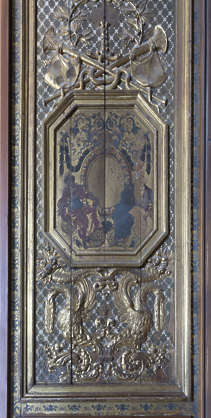 ornament ornate panel france