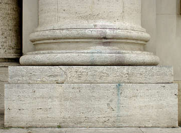 ornament pillar base column