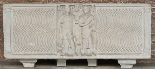 relief ornament statue marble greek figures mythology roman