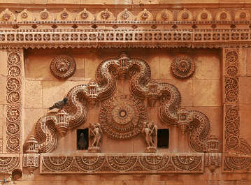 india ornament temple carving stone
