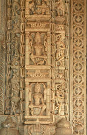 india ornament relief carving