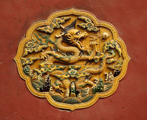 ornament dragon chinese