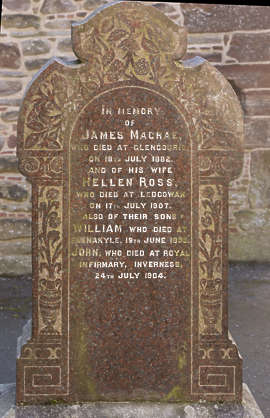 UK headstone tombstone grave