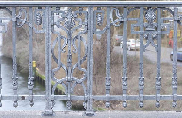 fence metal iron ornament