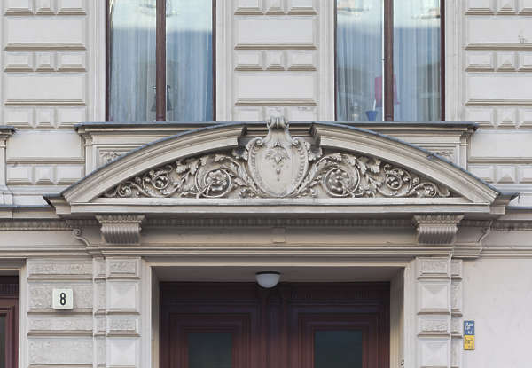 arch ornate ornament door