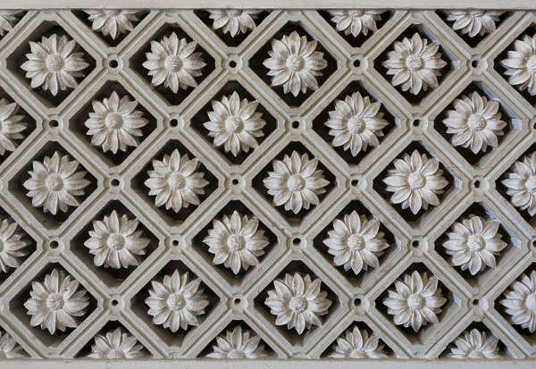 ornament flowers pattern