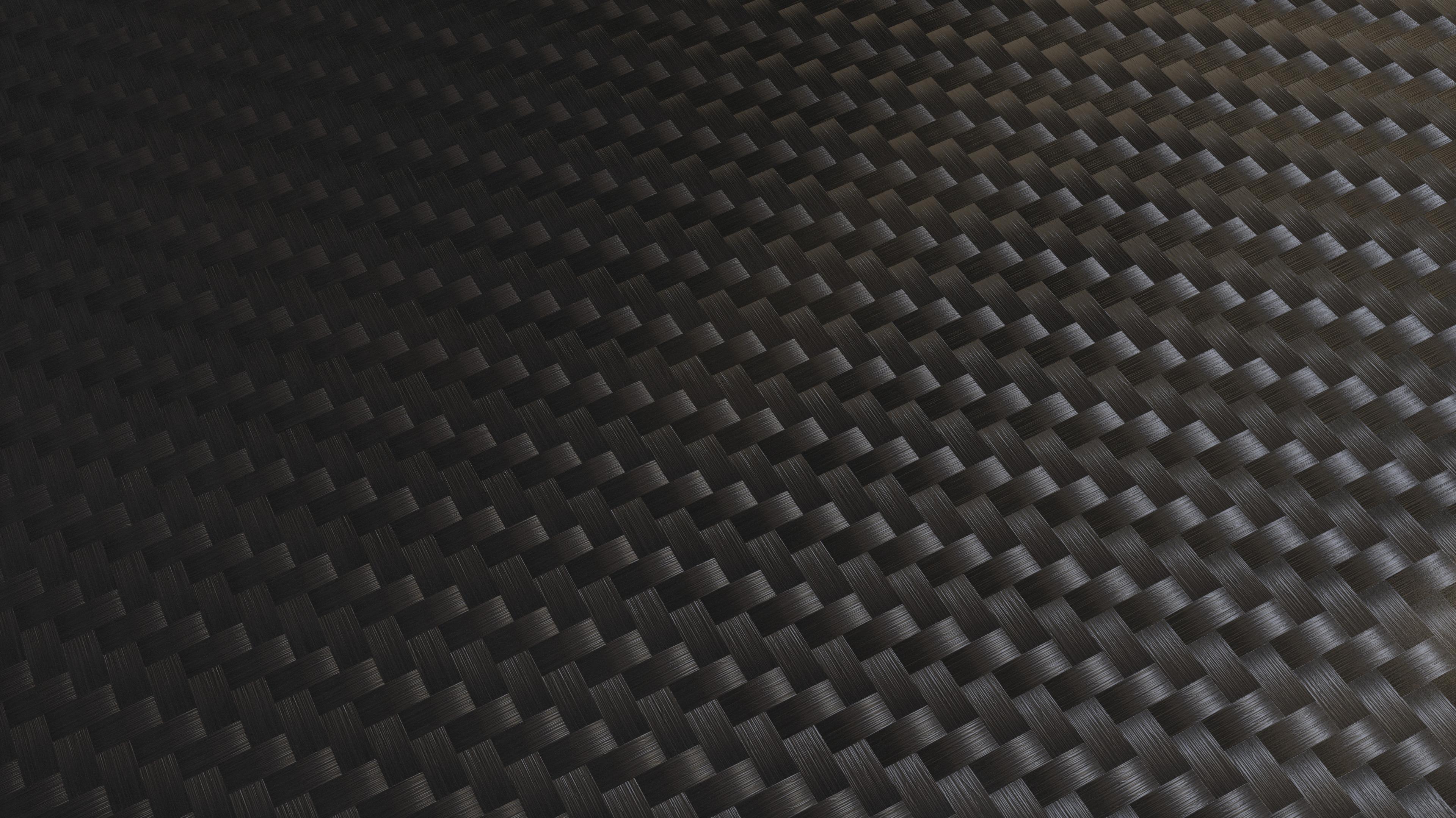 Carbon Fiber Twill Weave Pbr0112