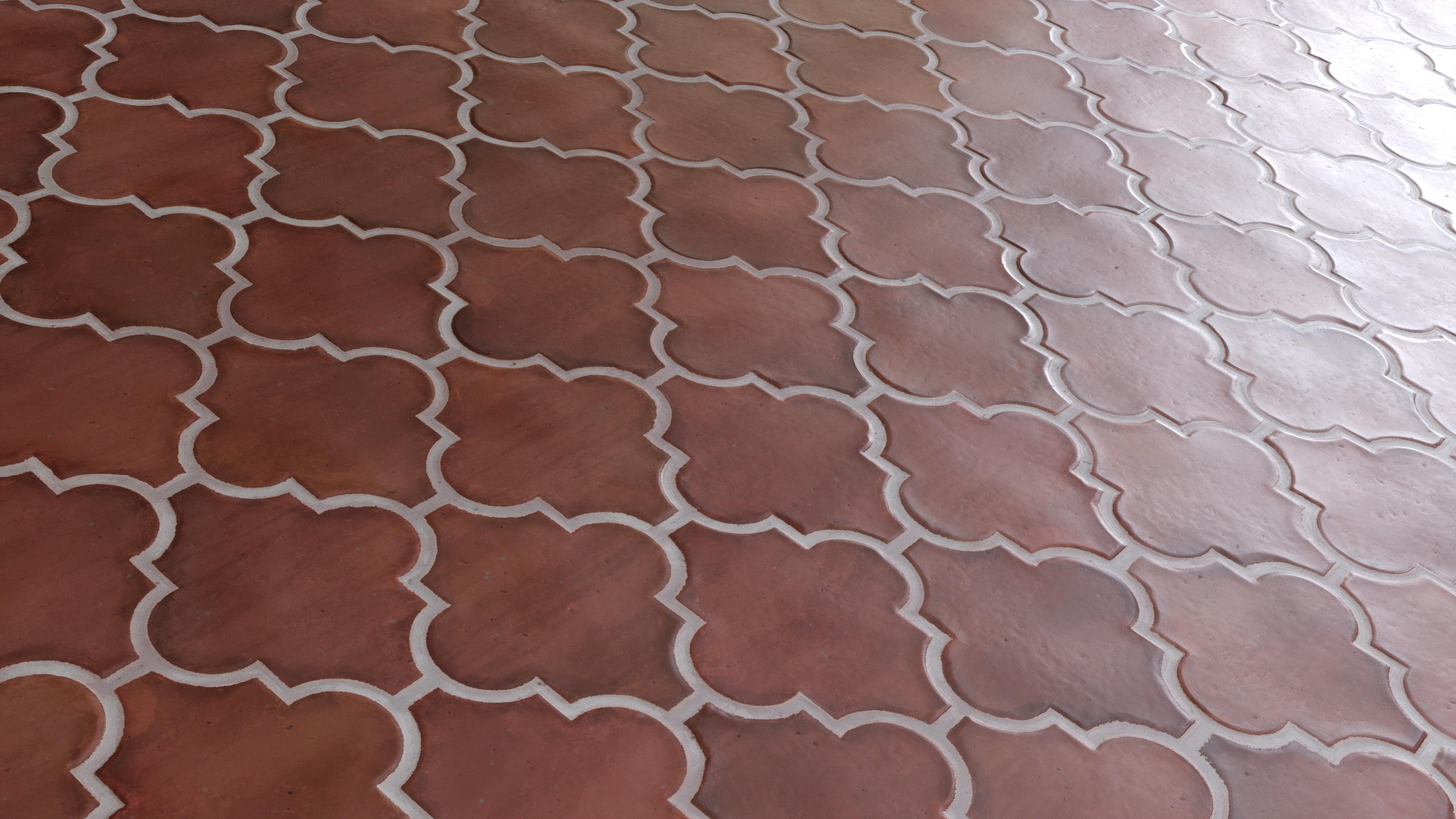 Arabesque Mediterranean Floor Tiles Pbr00202