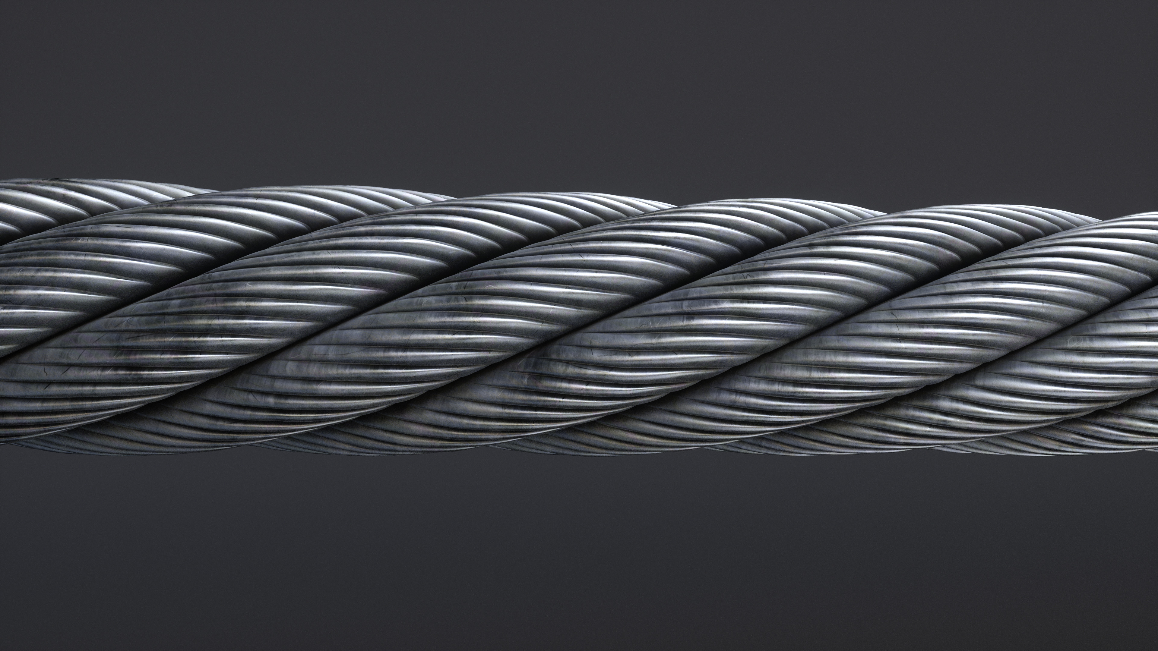Industrial Steel Cable Pbr0210