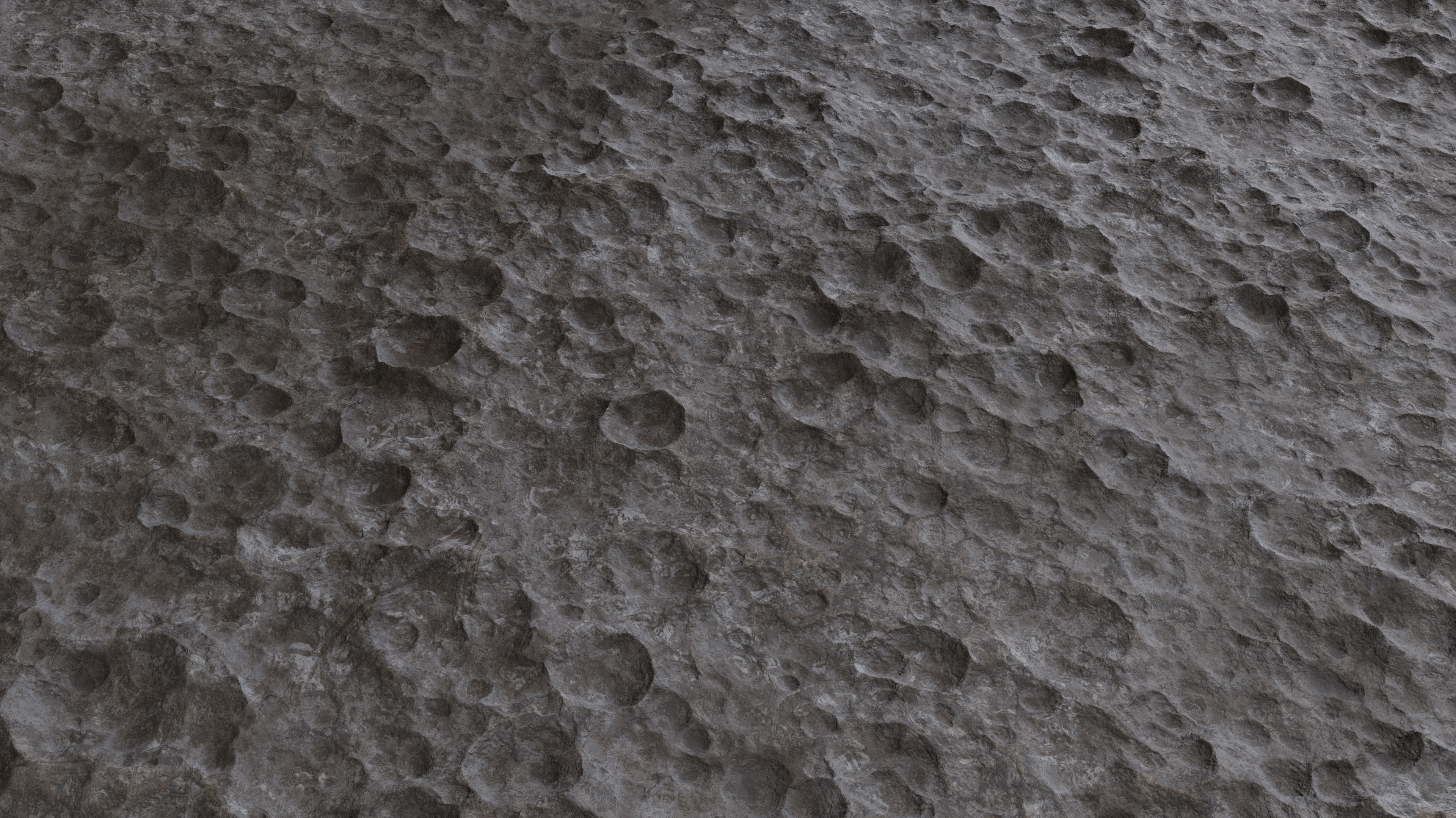 Asteroid Rock Surface - PBR0221
