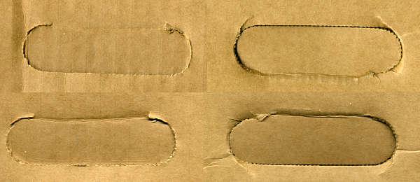 CardboardPlain0005 - Free Background Texture - cardboard box handle
