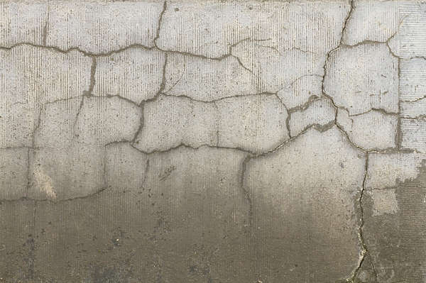 plaster cracked cracks gradient dirty