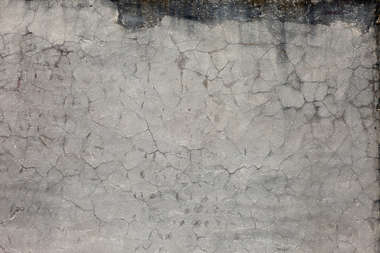 concrete plaster bare dirty