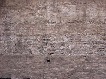concrete plaster rough