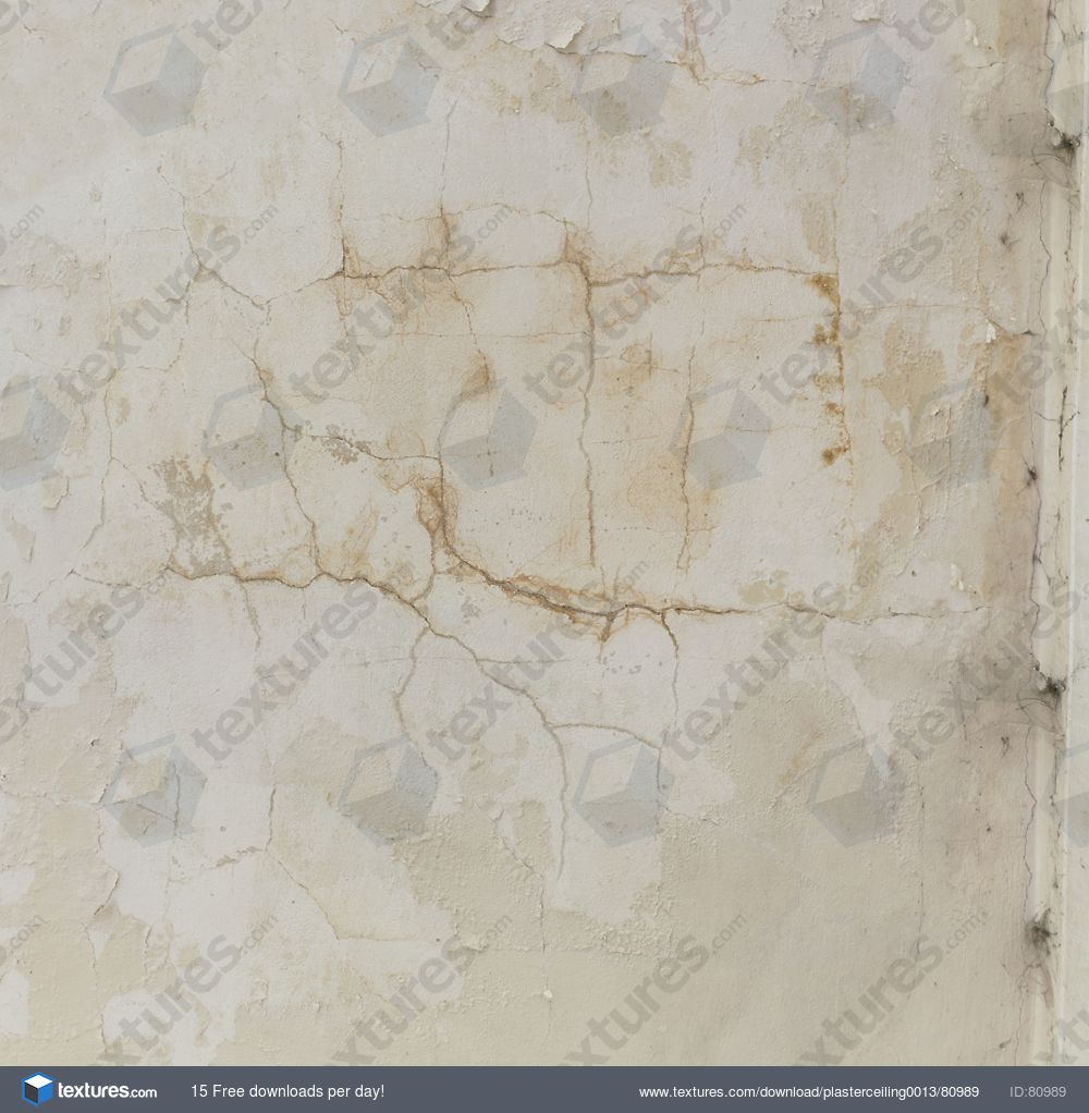 Plasterceiling0013 Free Background Texture Plaster Stain Dirty Old Ceiling Brown Beige Light