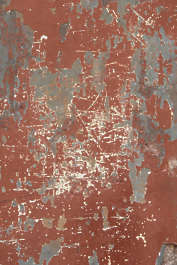 plaster color colored red scratches