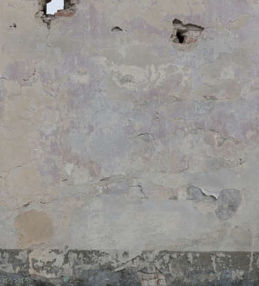 plaster dirty old weathered