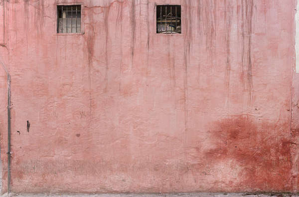plaster painted paint color colored leaking morocco