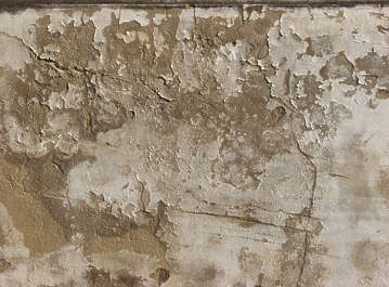concrete paint cracked dirty