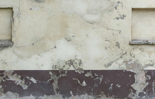 plaster colored damage damaged weathered