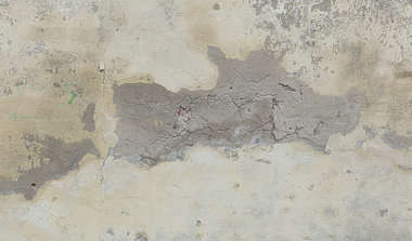 plaster colored dirty weathered damage damaged