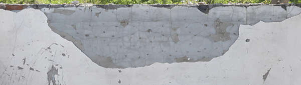 plaster damaged damage
