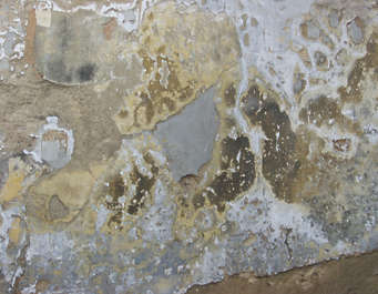 concrete dirty plaster rough paint