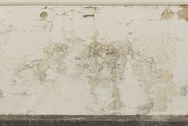 plaster dirty weathered damaged