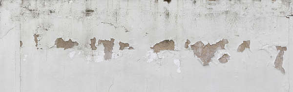 plaster painted weathered damaged worn