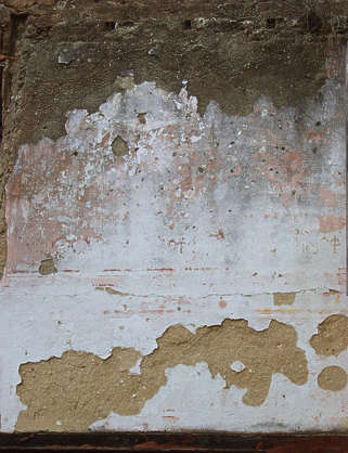 concrete paint plaster old dirty