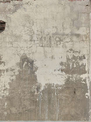 plaster worn painted paint