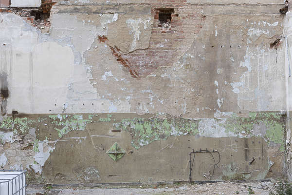 plaster wall old weathered dirty germany