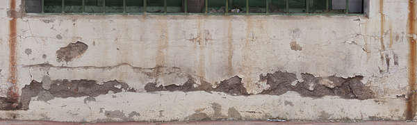 plaster damaged spain