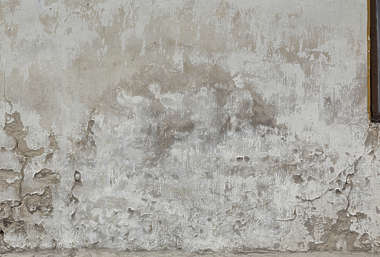 plaster painted weathered paint worn old