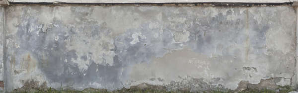 plaster damaged old dirty