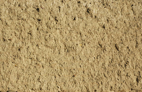 Loam wall medieval sand ground clay