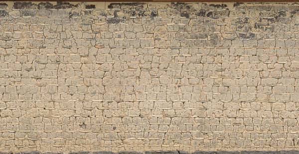 plaster loam old wall medieval clay japan