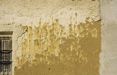plaster wall loam old paint clay