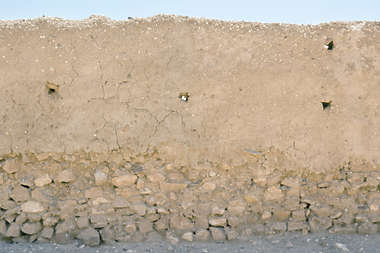 morocco wall plaster loam earth clay