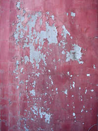 plaster paint cracked weathered