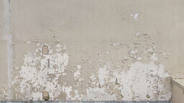 plaster weathered old worn painted